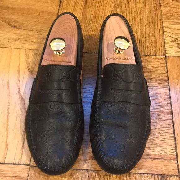 1346500ce08 Gucci loafers black